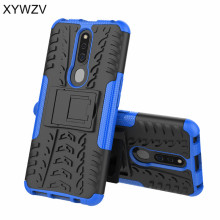For OPPO F11 Pro Case Shockproof Phone Cover Armor Soft Silicone Hard PC Back
