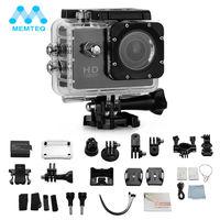 MEMTEQ Action Video Camera SJ4000 FULL HD Camera 12MP Waterproof 1080P 30M Sport Mini DV Video