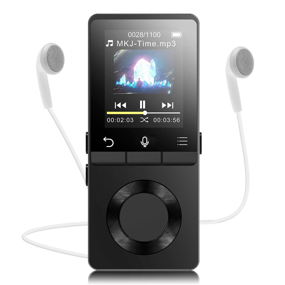 C2 Sport Lautsprecher <font><b>MP3</b></font> Musik <font><b>Player</b></font> 8GB mit Voice Recorder Touch Screen hohe qualität Subwoofer super-lange standby <font><b>mp3</b></font> <font><b>player</b></font> image