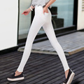 New Pantalon Calzas Mujer Summer Style Leggins Female Pencil Pants American Apparel Skinny Slim Mallas Thin Jeans Leggings Women