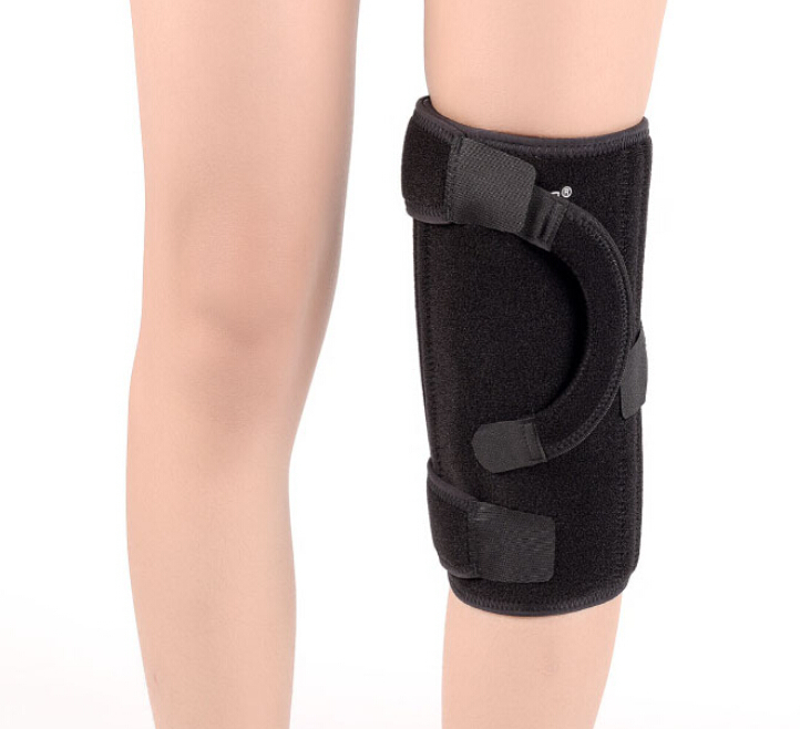 Medical Knee Support & Brace Stabiliser Meniscus Injury Softening Patellar Tendinitis Joint Laxity adjustable knee joint meniscus knee rehabilitation equipment maintenance men and women with a fixed fractures knee ligament reco