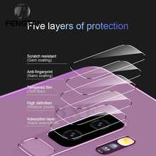 Camera Lens Glass For Samsung Galaxy s8 S9 Plus Note8 note9 screen Protector Film for S10 lite plus
