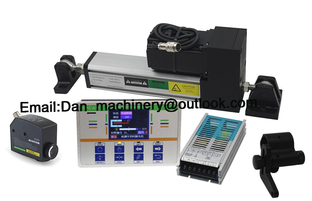Edge position line position   control web guide system  With big LCD EPC-A12 ControllerEdge position line position   control web guide system  With big LCD EPC-A12 Controller