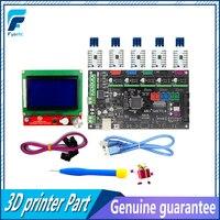 MKS Gen V1 4 3D Printer Kit With MKS Gen V1 4 RepRap Board TMC2100 TMC2130