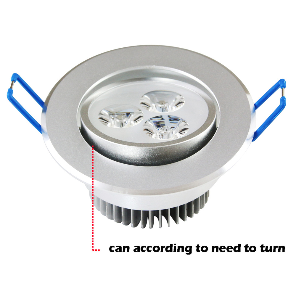 3w led ceiling downlight epistar led ceiling lamp recessed spot 3w led ceiling downlight epistar led ceiling lamp recessed spot light 85v 245v for home illumination 10pcslot in downlights from lights lighting on mozeypictures Image collections