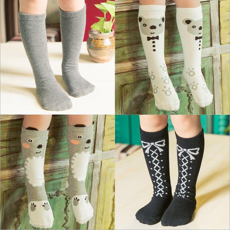 will suit Boy or Girl kids socks Cute Giraffe Design Childrens Socks