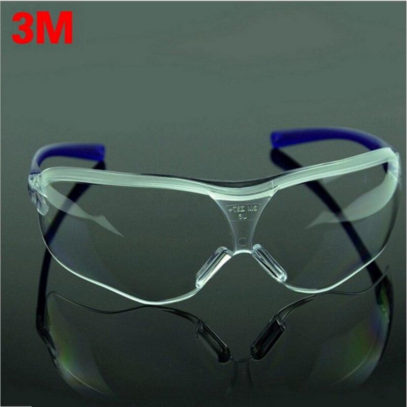Chiic Resistente Al Polvo Seguridad Gafas Gafas De Protecci/ón Transparente Anti-Niebla Anti-Salpicaduras