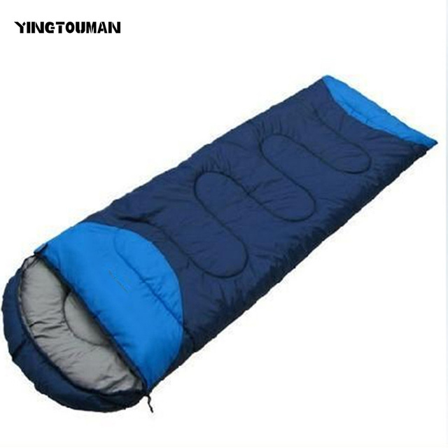 YINGTOUMAN Envelope Sleeping Pad Outdoor Camping Adult Warm Bags Hiking Pads For