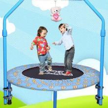 36 дюймов детская эластичная лента батут складной ленты гимнастический батут фитнес отказов кровать с подлокотниками
