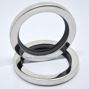 49*70*10 mm Compressor Oil Seal With Dual PTFE Dual Lip Atlas Copco Screw Air Compressor Repair Parts(China)