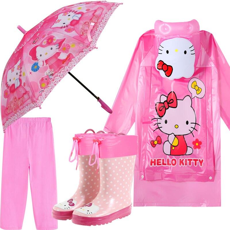 Kinder Regen Für Mantel Neue Hollykity Mode Regenmantel Kind 8n0POkwX