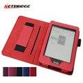 """Бумажник Case Для Kindle Paperwhite Case 123 6 """"принципиально Kindle 6 Pulgadas Обложка Книги С Ручкой Противоударный Tablet Case"""