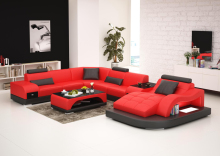 Modern furniture living room sofa set G8009
