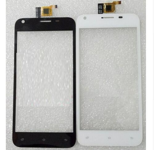 New touch screen For 5 Bavapen B502 / Techmade C502 Outer Touch panel Digitizer Glass Sensor Replacement Free Shipping new original 5 for cubot p6 touch digitizer sensors outer glass black replacement parts free tracking for cubot p6 lcd touch