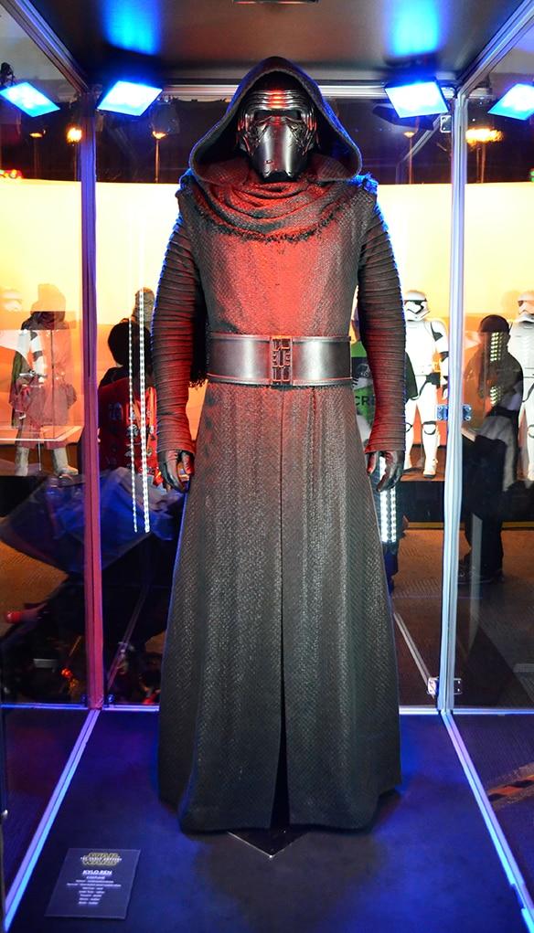 New Star Wars 7: The Force Awakens Kylo Ren Enotni plašč celoten komplet plašč Halloween božič Cosplay kostumi za odrasle moške ženske