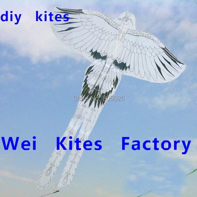 free shipping high quality diy kite teaching phoenix kite with ...