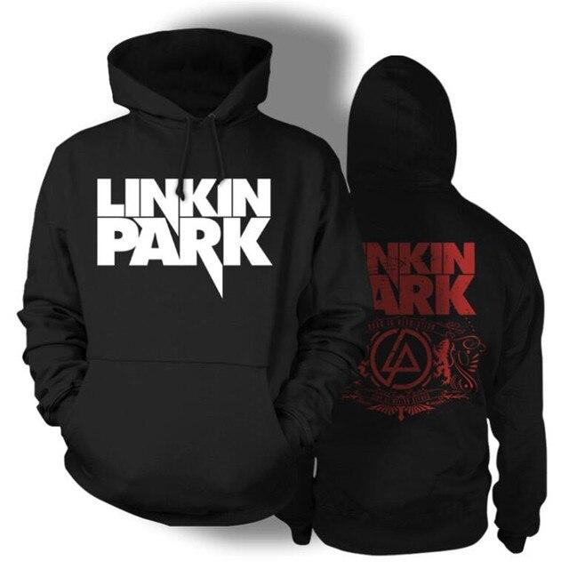 Толстовка худи Linkin Park