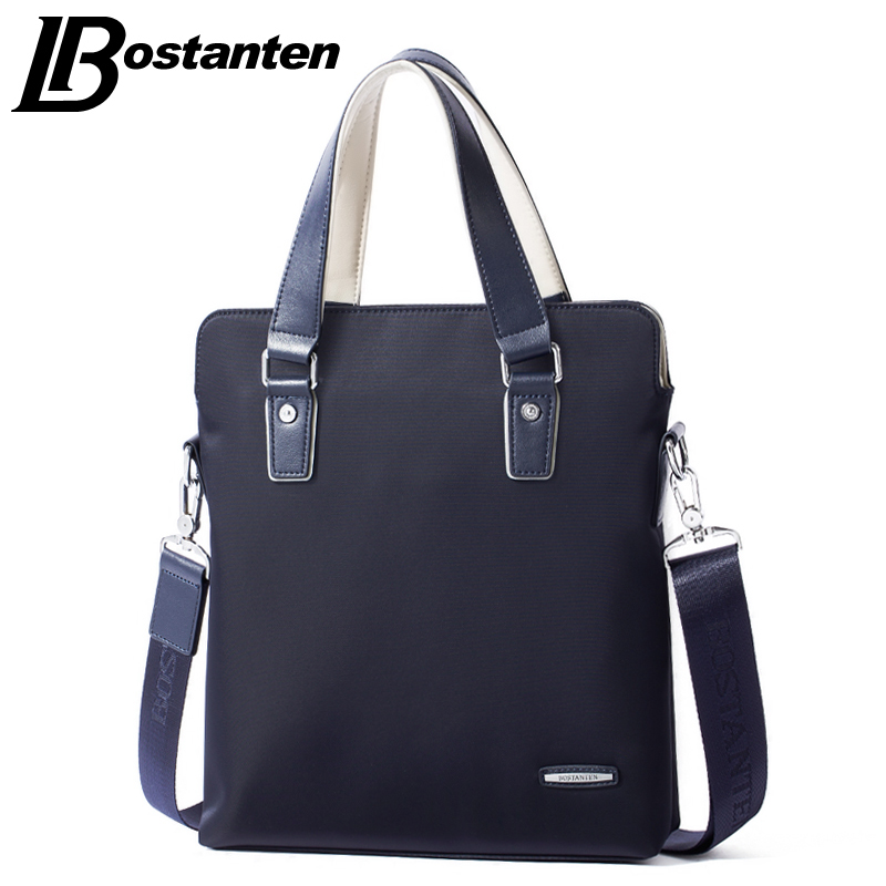 Bostanten New Style Nylon  Men Messenger Bags For Men Crossbody Bag Men Casual Bags Casual Shoulder Briefcase women handbag shoulder bag messenger bag casual colorful canvas crossbody bags for girl student waterproof nylon laptop tote