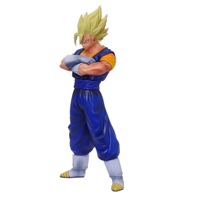 18cm Son Gokong Dragon Ball Z Resolution Of Soldiers ROS Super SaiYan Future Gohan PVC Action Figure Model Toy Figurals