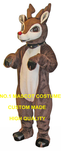 cristmas reindeer mascot costume wholesale for sale adult size cartoon rudoph deer theme anime cosplay costumes  sc 1 st  AliExpress.com & cristmas reindeer mascot costume wholesale for sale adult size ...