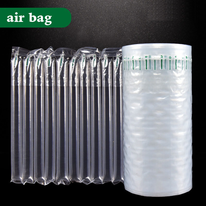 Inflatable Air Buffer Plastic Packaging Bump Filling Air Column Protective Bubble Bag Anti-pressure Shock Express Mail Pocket