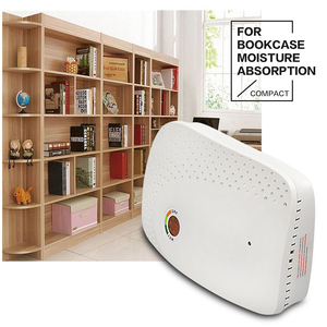 Image 4 - Mini Compatible Air Dehumidifier Energy Rechargeable Environmental Health Economical Moisture Absorbing Dryer Wardrobe Home Car