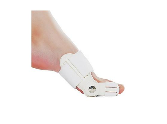 50pcs 25pairs Hallux Valgus Bunion Pads Toe Spacers Toe Separators Bunion Splint Toe Straightener