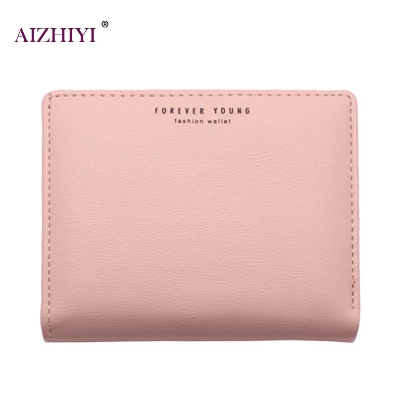 Pink Women Short Wallet Purse For Fashion Lady Lovely Mini Day Clutch & Small Women Wallet For Card Coin Photo Female Clutch 2018new designer heart cute pink small wallet for women lady mini clutch coin purse card holder pocket girl short wallets zipper