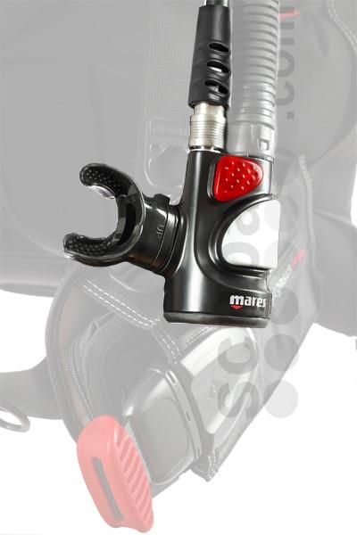 Mares Air Control Alternative Air Source Integrated Octopus / Inflator Scuba Diving Equipment Dive Gear