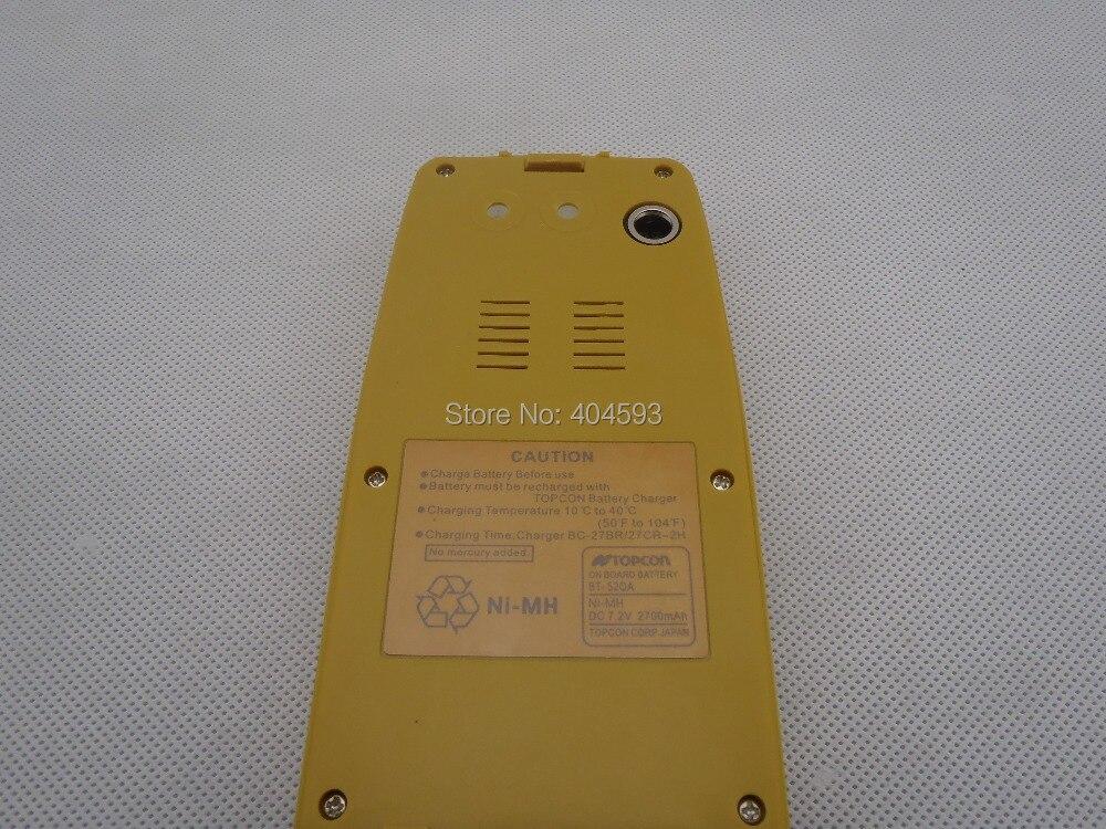 Bt-52qa (3 pin) Батарея для Topcon инструмент bt52q тахеометр новых