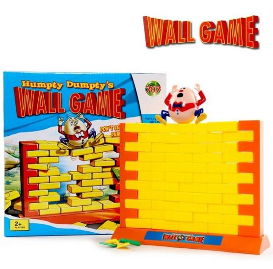 Board Games Humpty Dumpty's Wall Demolish Game Family Game for kids board games