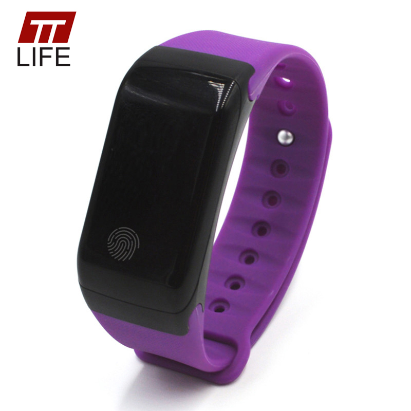 TTLIFE X7 smart bracelet heart rate Atmospheric pressure Height detection