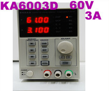On sale KORAD KA6003D High Precision The Lab programmable Adjustable Digital Regulated power supply DC Power Supply 60V/3A mA 4Ps
