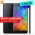 Xiaomi Mi Note 2 6GM RAM 128 ГБ ROM 22.56MP 5.7 ''Snapdragon 821 Quad Core Примечание 4000 мАч Карты 4 К Видео Мобильных телефоны