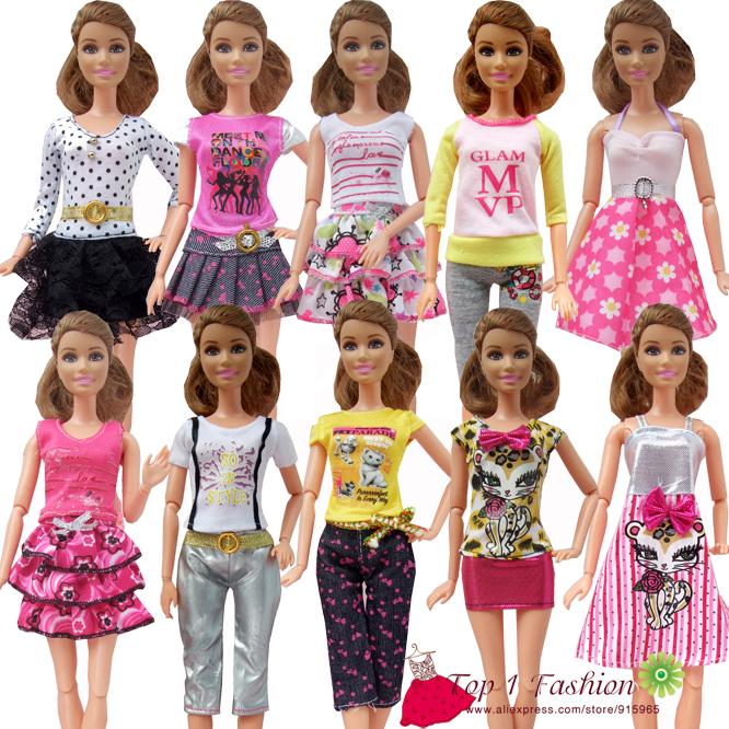 Roupas Da Barbie Avaliaes Online Shopping