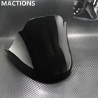 Unpainted Black Front Fairing Bottom Mudguard Cover Chin Fairing Front Spoiler For Harley Sportster 1200 XL Iron 883 2004-2014