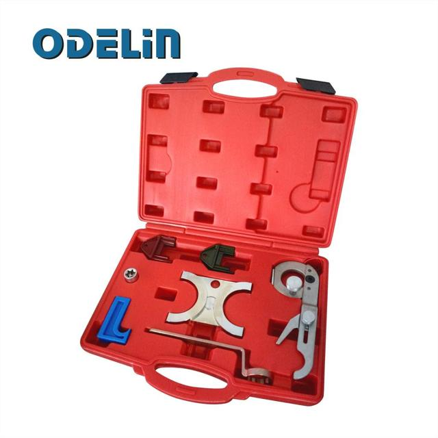 Engine Adjustment Tools Kit For Vauxhall Vectra Omega Saab V6 fixing tool Timing belt