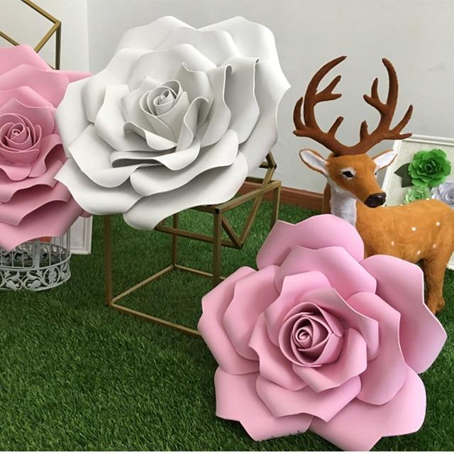 Aliexpress buy 10pcs 50cm x 50cm x 2mm foam paper material for 10pcs 50cm x 50cm x 2mm foam paper material for handmade diy giant paper flowers for mightylinksfo