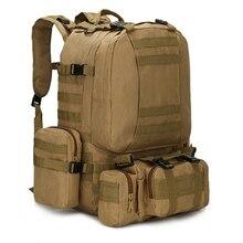 Männer taschen 40l tad assault rucksack wasserdichte 3 p armee rucksack rucksack tasche 40l für reise combined multifunktionale back pack
