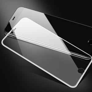 Image 5 - 3D Volledige Cover Beschermende Glas Voor Iphone 6 6 S 7 8 Plus X Glas Flim Iphone Xs Max Xr screen Protector Gehard Glas Op IPhone7