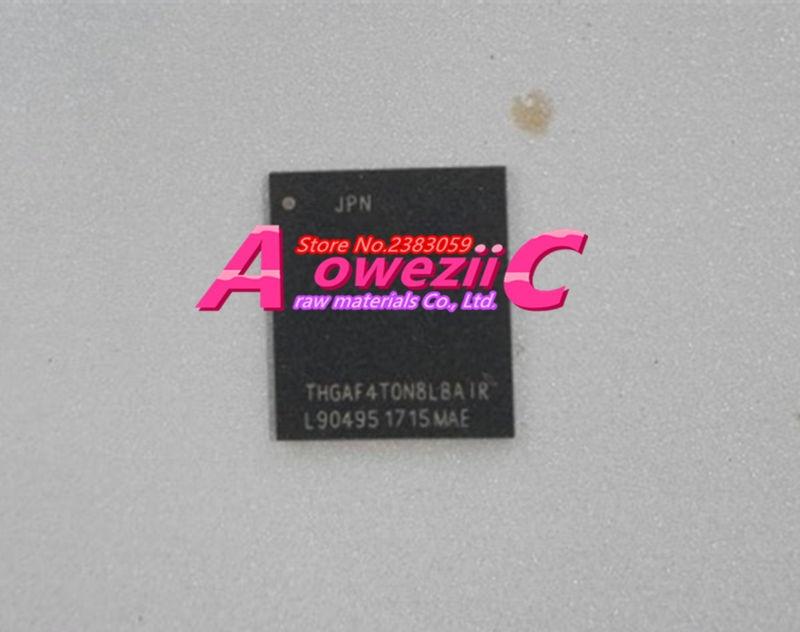 Aoweziic 100% new original THGAF4T0N8LBAIR THGBF7T0L8LBATA BGA Memory chip 128G 1pcs 2pcs 5pcs 10pcs 100% new original sdin7du2 8g bga memory chip