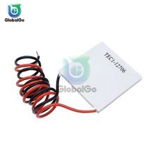TEC1-12705 Thermoelectric Cooler Peltier TEC1-12706 TEC1-12710 TEC1-12715 SP1848-27145 40*40MM 12V Elemente Module
