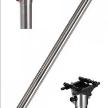 Ультра светильник титан/Ti 31,8 мм* 520 мм/550 мм/600 мм Подседельный штырь для Brompton складной bike-295g