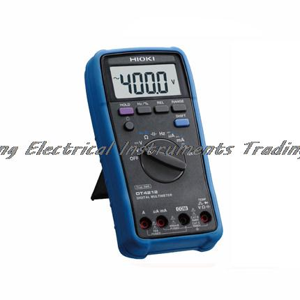 где купить Fast arrival HIOKI DT4211 DIGITAL MULTIMETER DT4211 plus-minus 0.5% Accuracy дешево