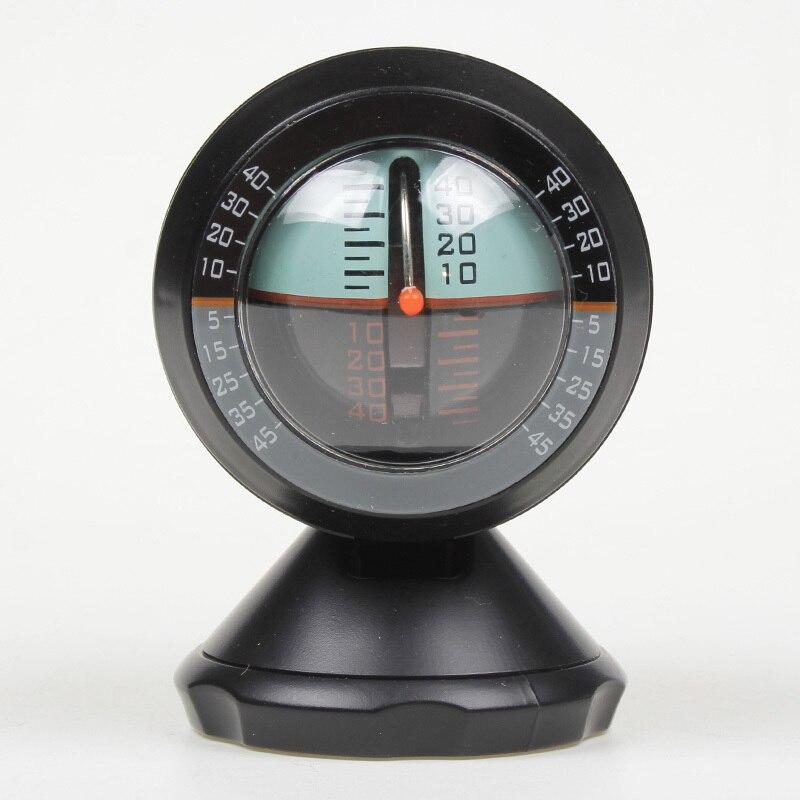 1Pcs Car Accessories Decoration Gradiometer Gradient Balance