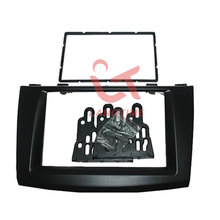 Free shipping-Car refitting DVD frame,DVD panel,Dash Kit,Fascia,Radio Frame,Audio frame for 2010-2013 Mazda 3, 2DIN