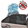 2 teile/satz Auto Seite Fenster Sonnenschirm Vorhänge FÜR vw mercedes w211 mazda cx3 sitz leon jaguar xf mercedes w204 palette rover sport -