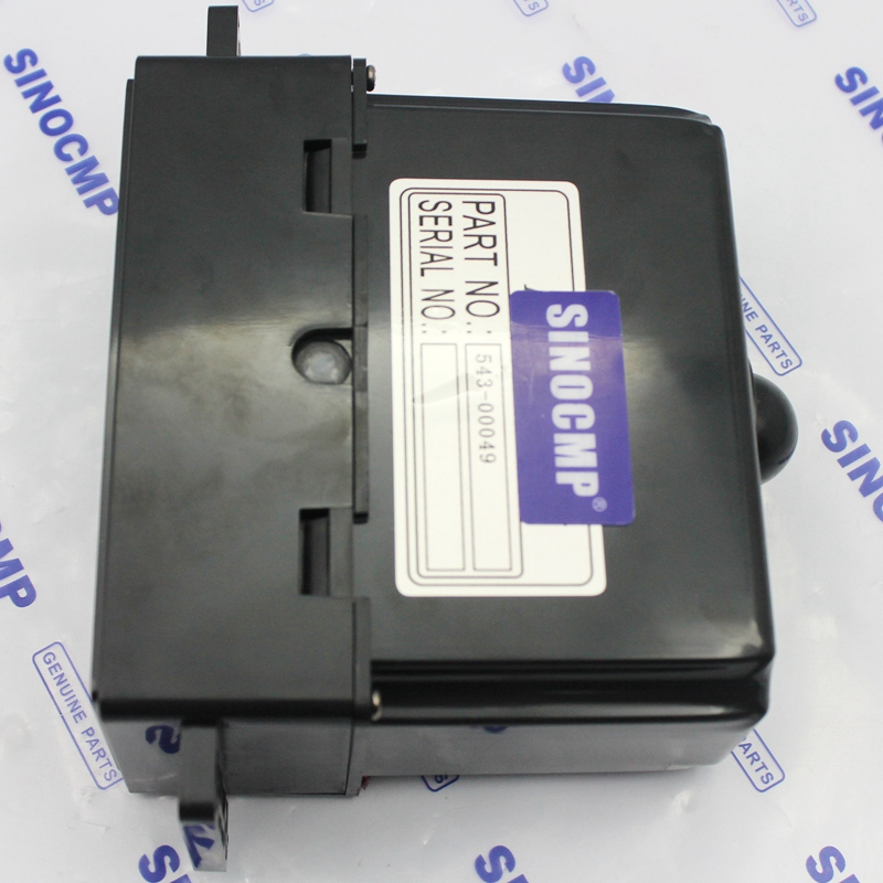 Solar 340LC-7 aire acondicionado panel de control 543-00049 para Doosan excavadora, 6 meses de garantía - 3