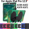 Premium Armor Silicone Heavy Duty Cover Case For Apple IPad Pro 12 9 Inch 2015 2017