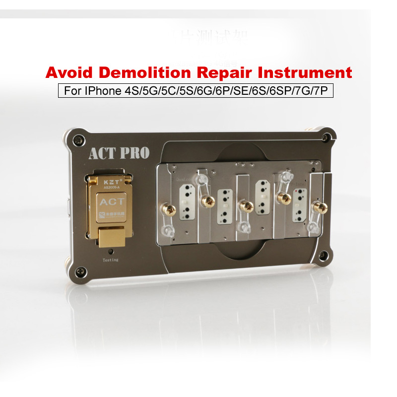 Wozniak Avoid demolition Chip ic Repair instrument Mainboard tester Universal programmer for iphone 4S 5G 5C 5S 6 SE 6S 7 Plus